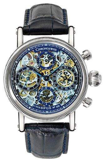 Наручные часы Chronoswiss 7523S BL