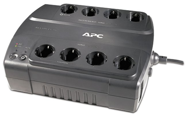 APC by Schneider Electric Back-UPS BE700G-RS