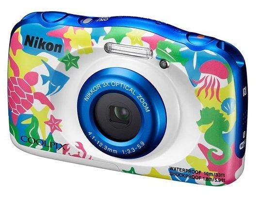 Nikon Компактный фотоаппарат Nikon Coolpix W100