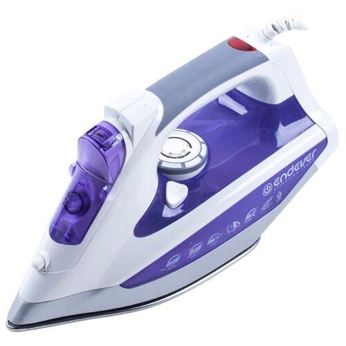Утюг ENDEVER SkySteam-715 фиолетовый/белыйУтюги<br>