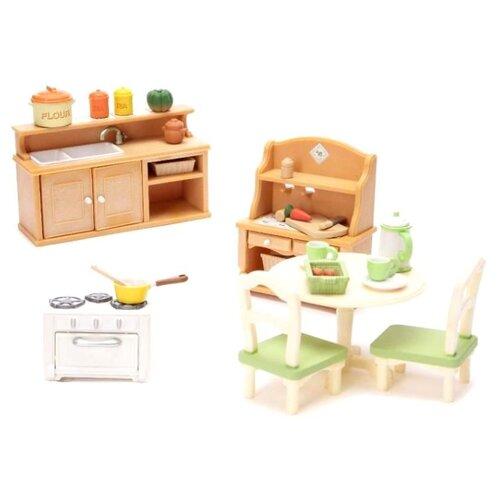 Купить Игровой набор Sylvanian Families Кухня в коттедже 2951, Игровые наборы и фигурки
