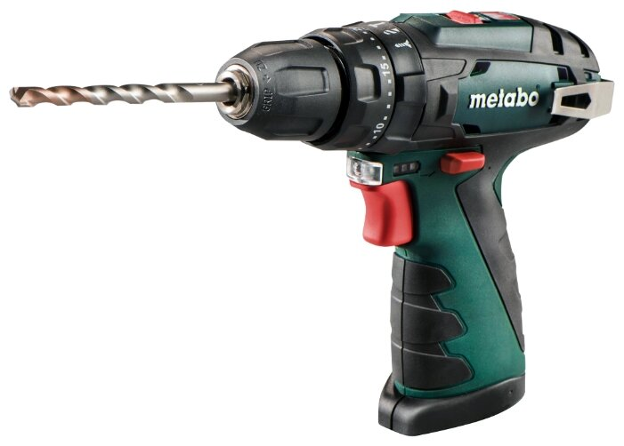Дрель-шуруповерт Metabo PowerMaxx SB 0