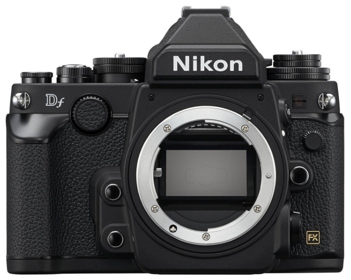 Фотоаппарат Nikon Df Body Black