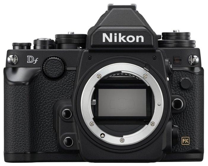 Nikon Зеркальный фотоаппарат Nikon Df Body