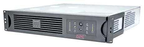 Интерактивный ИБП APC by Schneider Electric Smart-UPS SMT1000RMI2U