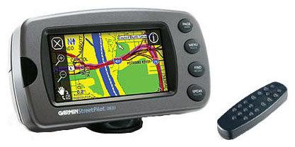 Навигатор Garmin StreetPilot 2610
