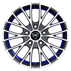 Колесные диски NZ Wheels F-2 7x17/5x105 D56.6 ET42 BKFBSI