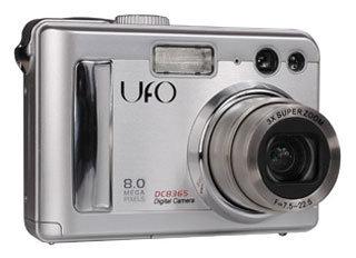 Фотоаппарат UFO DC 8365
