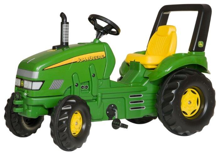 Веломобиль Rolly Toys X-Trac John Deere (35632)