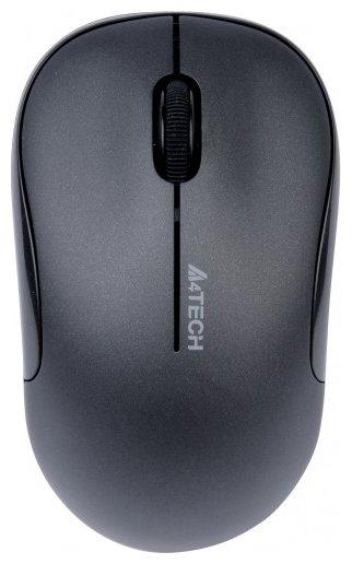 Мышь A4Tech G7-330D-1 Holeless Black USB
