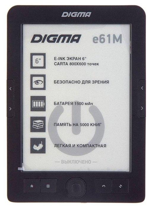 Digma Электронная книга Digma е61M
