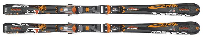 Горные лыжи Rossignol Zenith Z1 Oversize