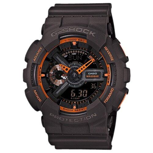 цена Наручные часы CASIO GA-110TS-1A4 онлайн в 2017 году