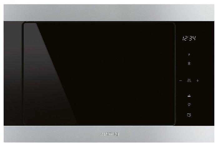 Микроволновая печь встраиваемая smeg FMI325X