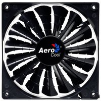 AeroCool Shark Fan Black Edition 12cm - Кулер, охлаждение