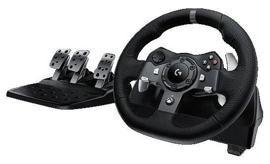 Руль Logitech G920 Driving Force (Xbox One/PC)