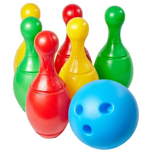 Купить Набор для игры в боулинг ТехноК (2780), Спортивные игры и игрушки