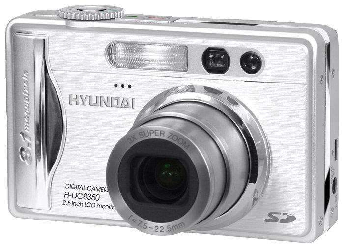 Фотоаппарат Hyundai H-DC8350