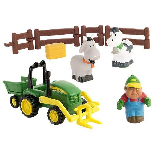 Игровой набор Tomy Погрузка урожая 43068Игровые наборы и фигурки<br>