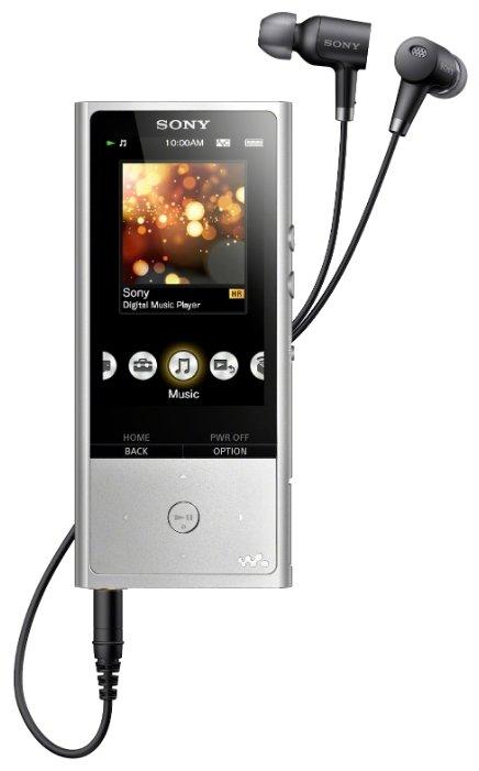 Плеер Sony NW-ZX100