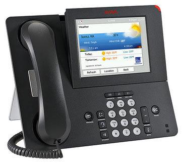 Avaya VoIP-телефон Avaya 9670G