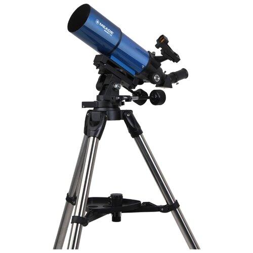Фото - Телескоп Meade Infinity 80mm синий телескоп с автонаведением meade starnavigator ng 114 мм