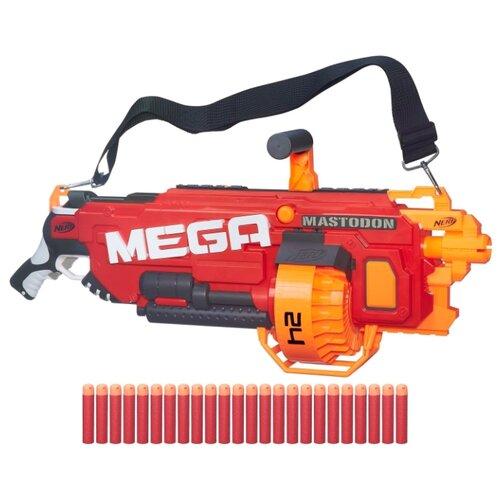 Бластер Nerf Мега Мастодон (B8086) hasbro бластер nerf mega мегалодон
