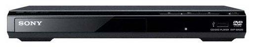 Sony DVD-плеер Sony DVP-SR320