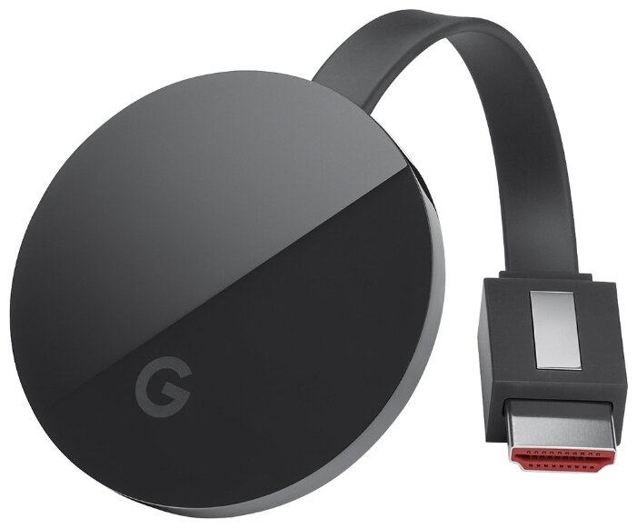 Google Медиаплеер Google Chromecast Ultra