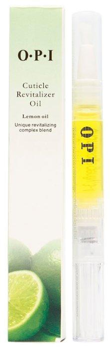 Масло OPI Cuticle Revitalizer, Лимон (карандаш с кисточкой)