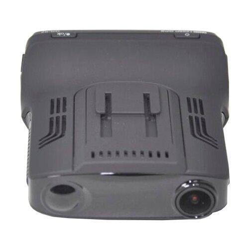 Видеорегистратор с радар-детектором Eplutus GR-92, GPS черный