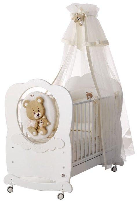Кроватка Baby Expert Abbracci By Trudi