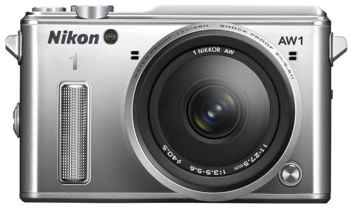 Nikon Фотоаппарат со сменной оптикой Nikon 1 AW1 Kit