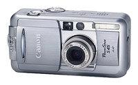 Фотоаппарат Canon PowerShot S45