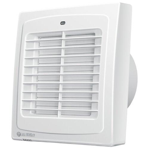 Вытяжной вентилятор Blauberg Auto 100, белый 18 Вт