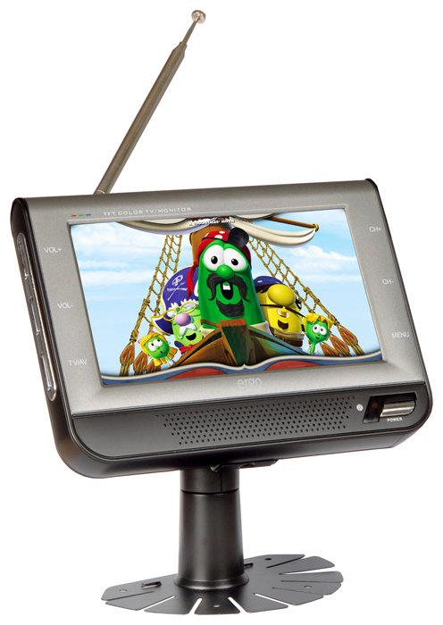 Автомобильный телевизор Ergo TC 706F