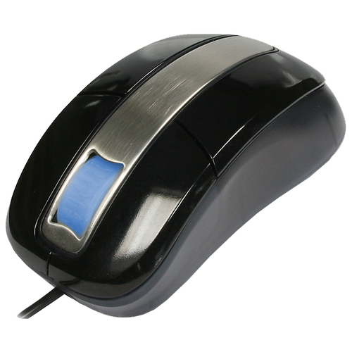 Мышь SPEEDLINK Plate Metal Mouse SL-6194-SBK Black USB