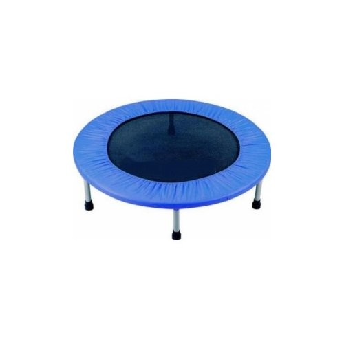 Каркасный батут Indigo IRTP01-38 96.5х96.5х22.5 см синий