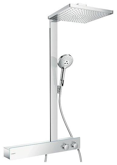 Душевая стойка hansgrohe Raindance E 300 1jet Showerpipe 600 ST 27363000 хром