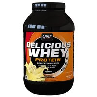 Delicious Whey Protein (1 кг), QNT, Ваниль