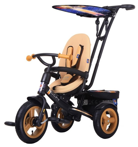 Трехколесный велосипед RT ICON Elite Gold