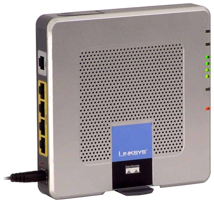 Wi-Fi роутер Linksys WAG354G