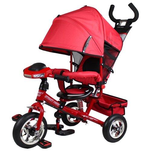 Купить Трехколесный велосипед Street trike A-03-E, красный, Трехколесные велосипеды