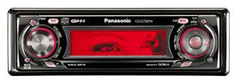 Автомагнитола Panasonic CQ-C7302N