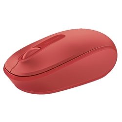 Мышь Microsoft Wireless Mobile Mouse 1850 U7Z-00034 Red USB