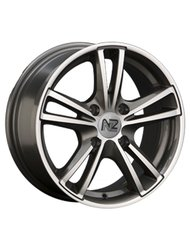 NZ Wheels SH596 5.5x13 4x98 ET 35 Dia 58.6 WF - фото 1
