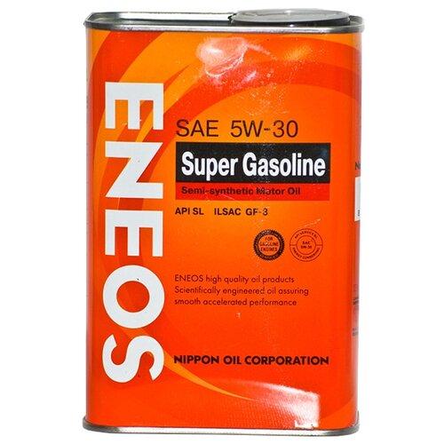 Моторное масло ENEOS Super Gasoline SL 5W-30 4 л