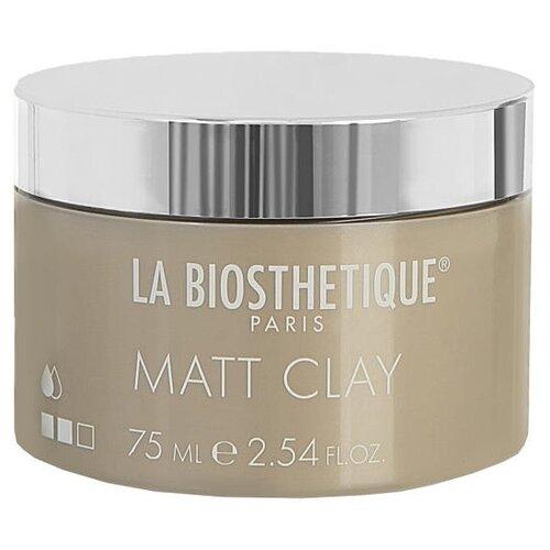 Купить La Biosthetique Паста Matt Clay, средняя фиксация, 75 мл