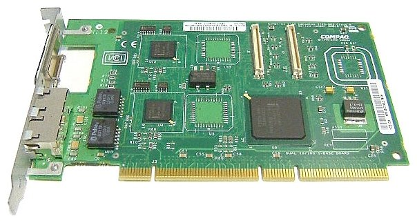 Hewlett-Packard 338456-B24 Compaq NC6133 Gigabit Module 1000 LX Upgrade Module for NC3134 and NC3131