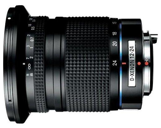 Объектив Samsung D-XENON 12-24mm f/4 ED (EZ-DLENS019/E1)